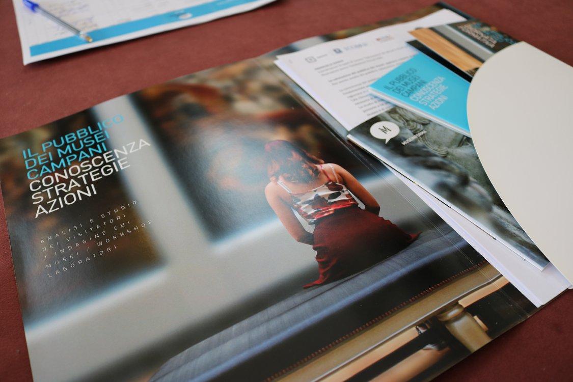 Indagine sul pubblico dei musei Campania - Museinforma Mediateur02