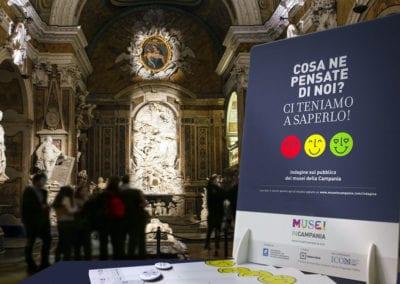 Indagine sul pubblico dei musei campani - mediateur museinforma